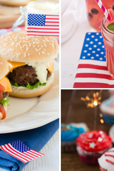4th of July Party Planner