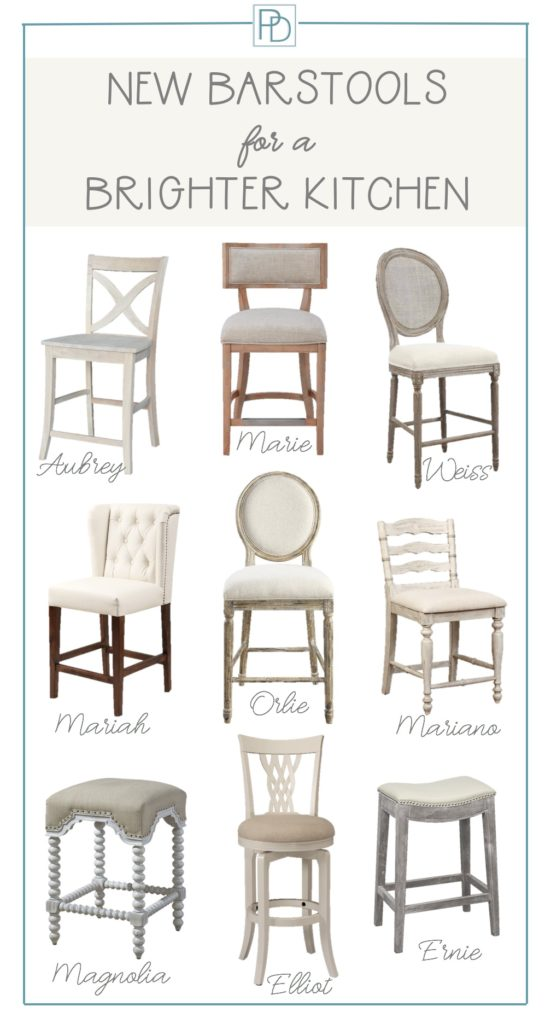 New Barstool Ideas Farmhouse French