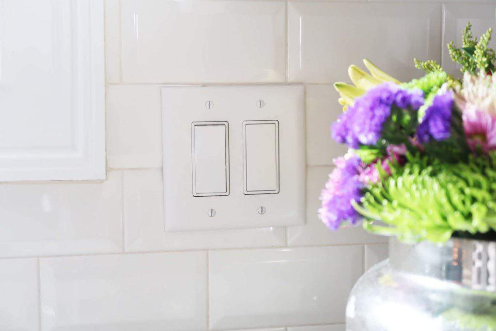 How to Fix a Broken Paddle or Toggle Light Switch_Porch Daydreamer