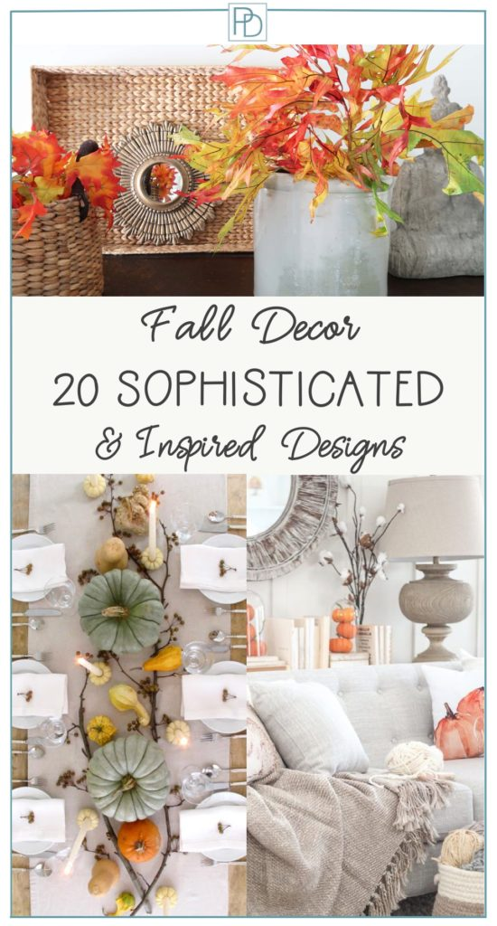 Sophisticated Fall Decor_Porch Daydreamer