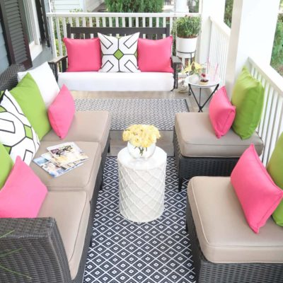 Creative Ways to Add More Outdoor Seating