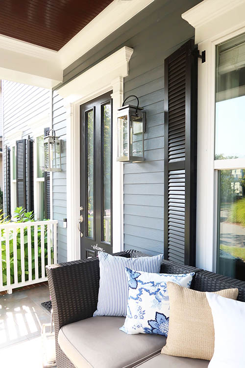 Coastal Front Porch