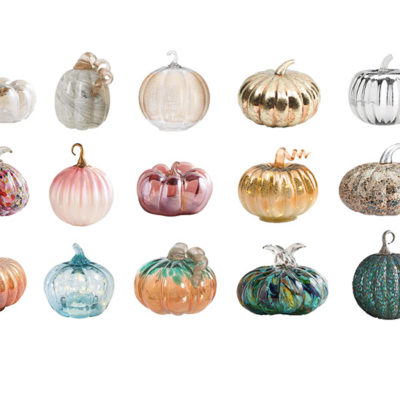 Obsessed with Glass Pumpkins? Find Them Here!