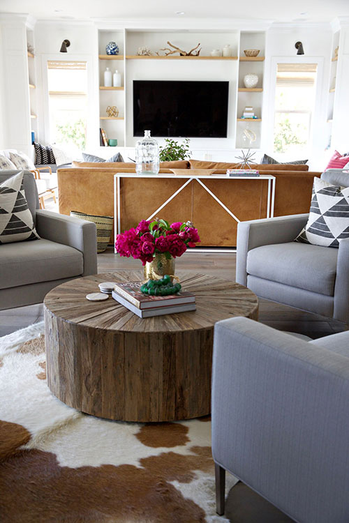 Studio McGee Modern Coastal Family Room