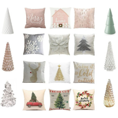 Beautiful Christmas Decor at Affordable Prices