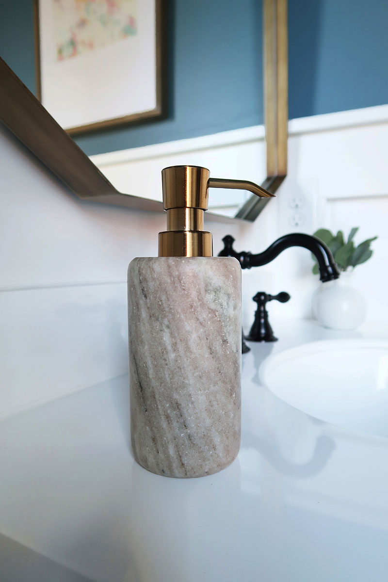 marble-soap-dispenser-from-target-and-cb2-shield-mirro