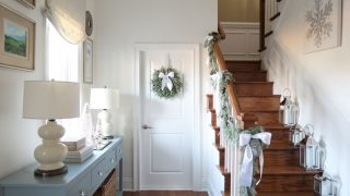 How-to Hang All of Your Christmas Decor