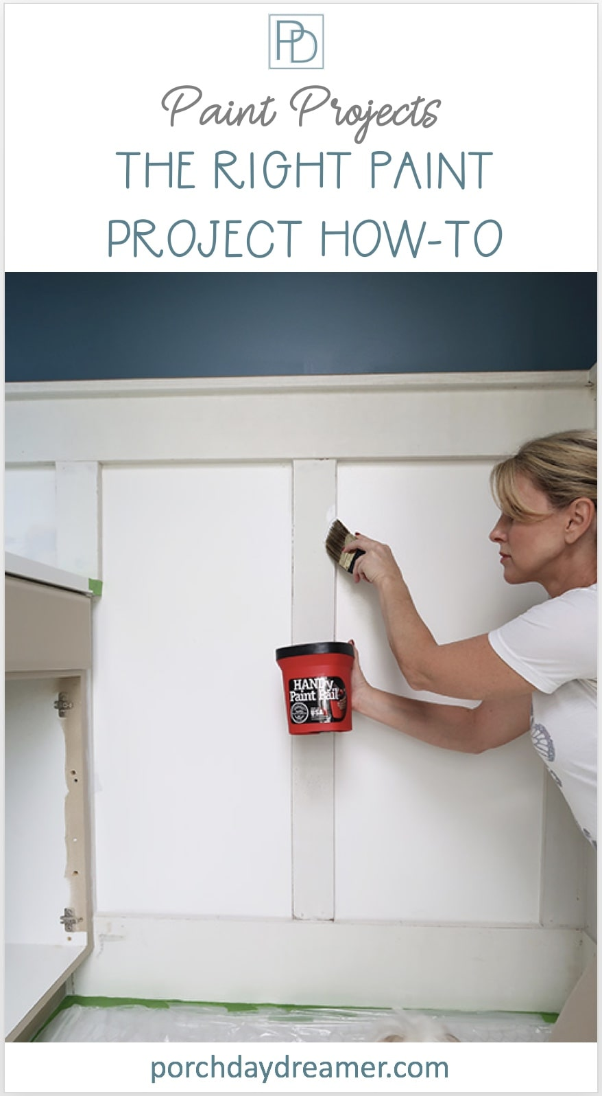 Paint Project Tutorials How-To The Right Paint by Project
