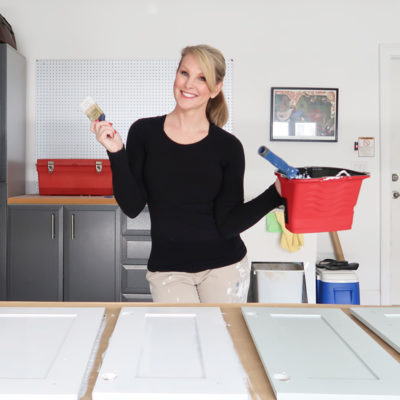 Hand Painting or Spraying Cabinets: What is Better?