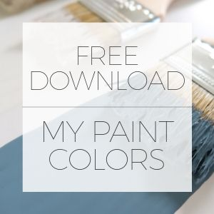 free download of porch daydreamer paint colors