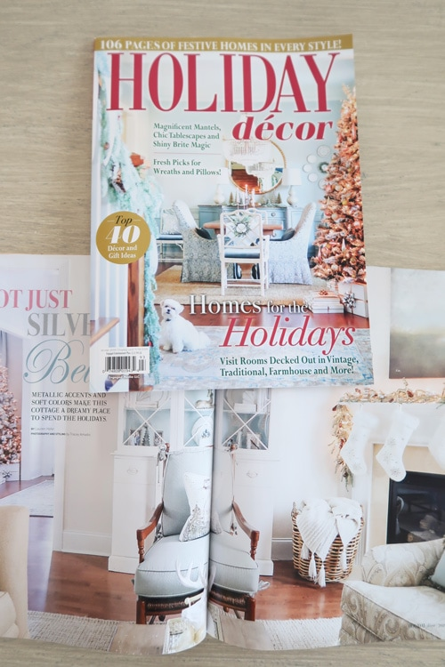 Holiday-Decor-Magazine-Cover-and-Spread-Porch-Daydreamer-Christmas-2019