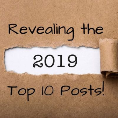 2019 Top 10 Porch Daydreamer Blog Posts