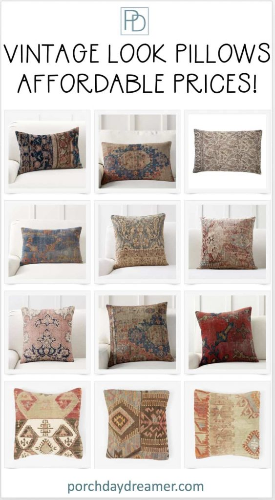 Vintage-Look-Pillows-Affordable-Prices