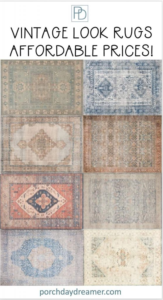 Vintage-Look-Rugs-Affordable-Prices