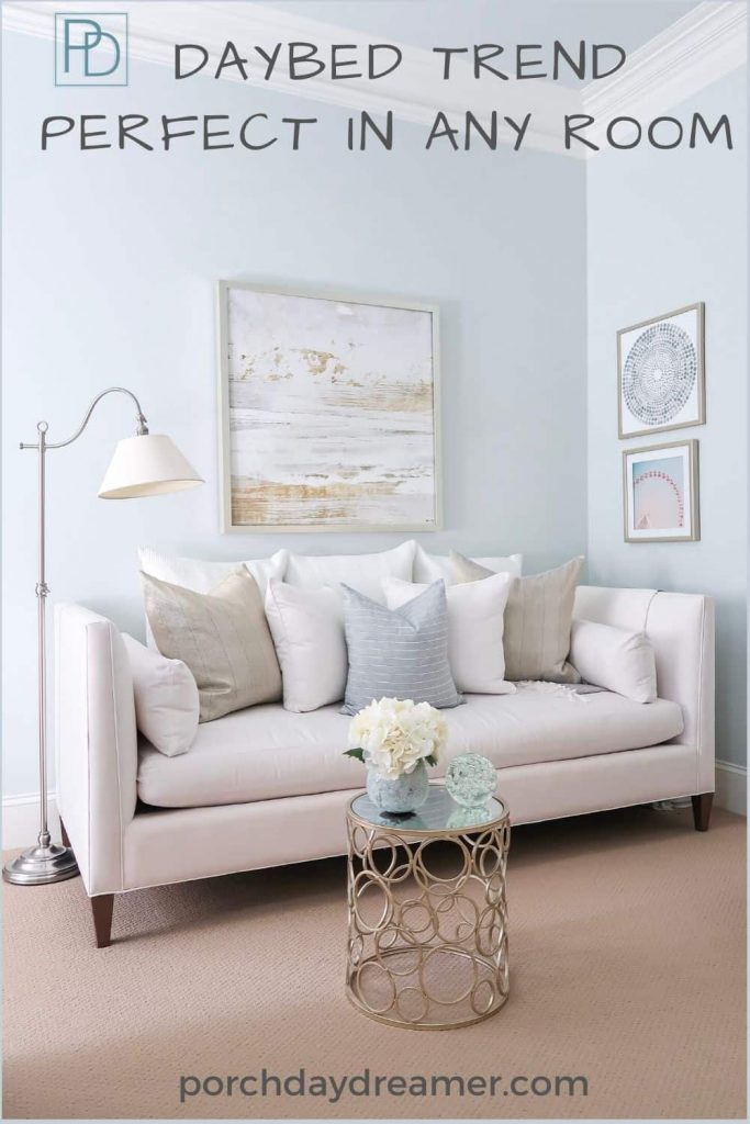 daybed trend perfect in any room