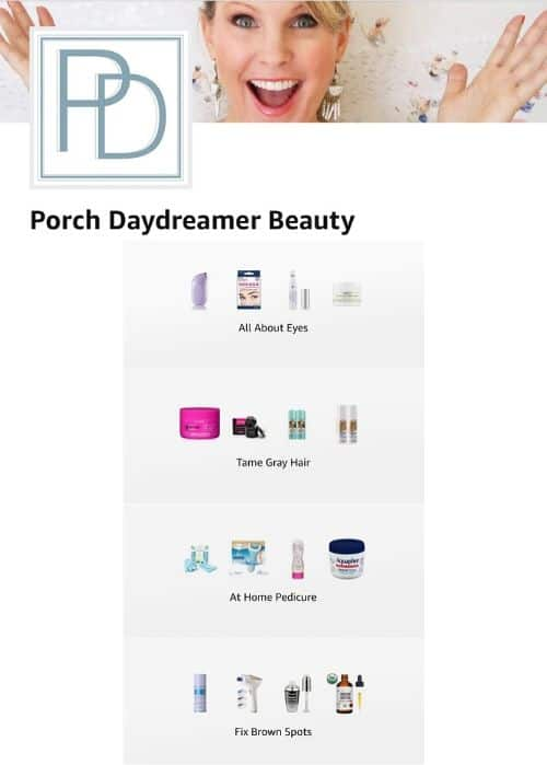Porch Daydreamer Amazon Shop Cover