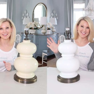 how-to-paint-ceramic-lamp-new-color-5-dollar-fix